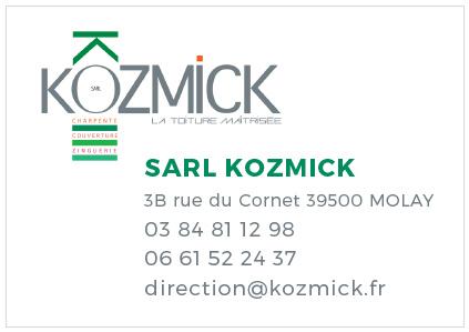 SARL Kozmick A Molay 39